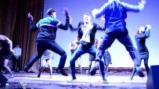 Шоу Танцы на ФМКФиП