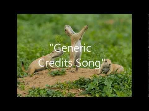 "Royalty-Free Music: ""Generic Credits Song"""