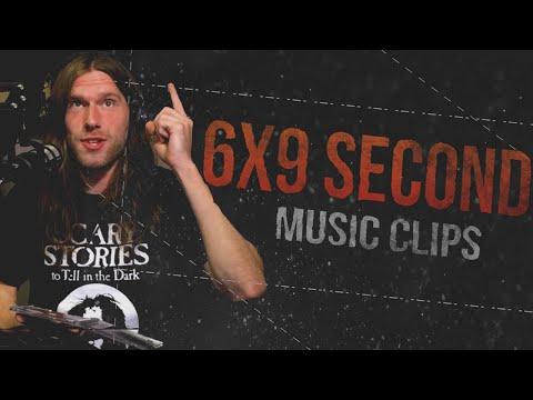 6 x 9 Seconds: Aphoom Zhah