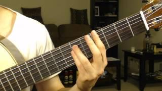 Amr Diab     Khalina Lewahdina Guitar Tutorial