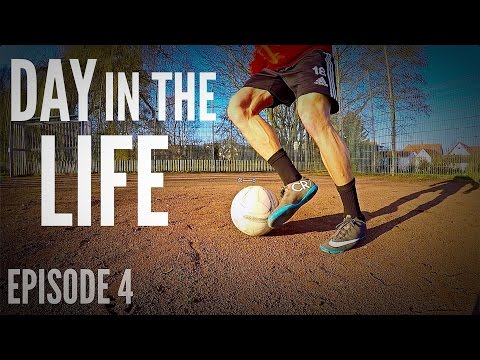 Day in the Life: Ep 4 GameDay Routine, Chest Workout, and Training