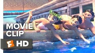 Moana Movie CLIP - We Know the Way (2016) - Dwayne Johnson Movie