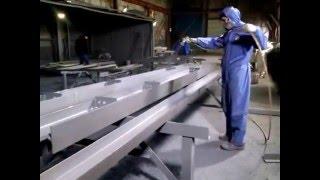 Окрасочный аппарат HYVST для покраски металлических конструкций(Окрасочный аппарат HYVST для покраски металлических конструкций www.hyvst.ru., 2016-03-04T17:36:05.000Z)