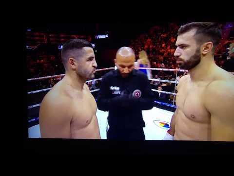 Andrei Stoica vs Sahak Parparyan WFL Final162017