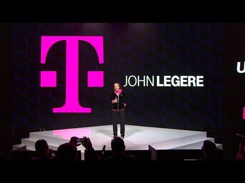 T Mobile Un carrier X Event Keynote