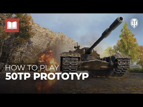 How To Play: 50TP Prototyp