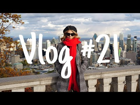 Vlog #21 | Our Road Trip Through New England & Montreal