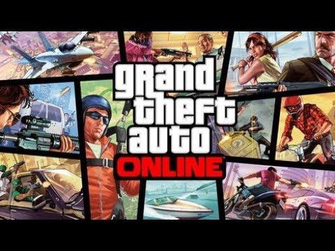 GTA 5 PS4 Live | #3