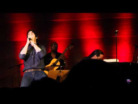 Josh Groban - un dia llegara - live Hamburg 19.01.2011