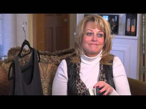Deborah Voigt Confronts the Little Black Dress She Couldn't Fit into