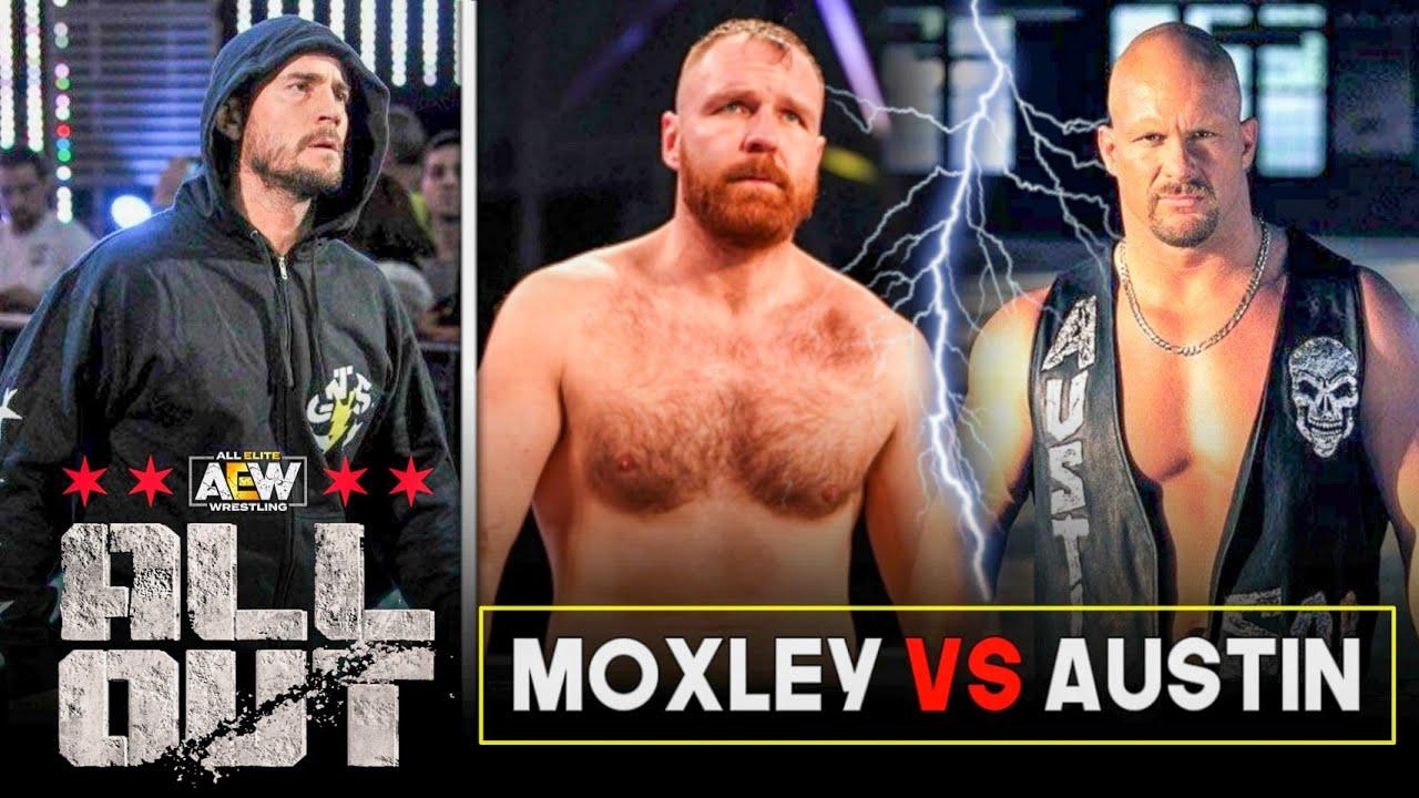 Jon Moxley Vs Stone Cold Steve Austin 😘 | Tony Khan & CM Punk Meeting, AEW All Out, Miro Bloodsports