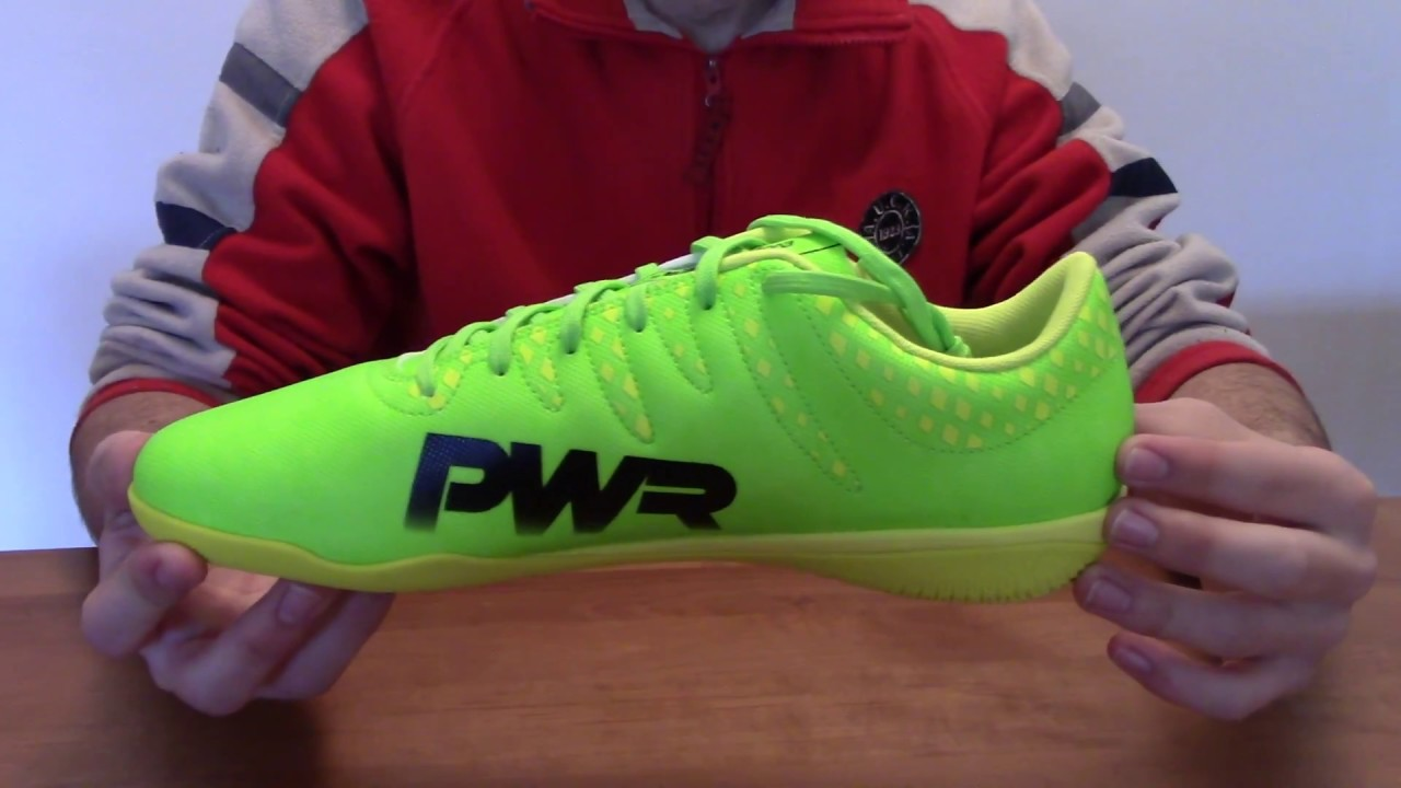 UNBOXING PUMA evoPOWER VIGOR 4 IT NEW BRAND INDOOR BOOTS! - YouTube 7047387b7ef04