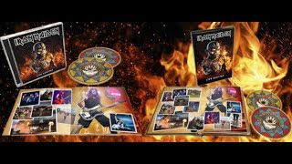 Baixar Iron Maiden new live album The Book Of Souls: Live Chapter + Speed of Light live!