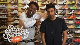 Download Desiigner Goes Sneaker Shopping with Complex Mp3 and Videos