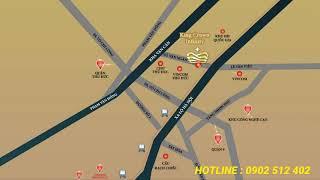 Địa chỉ vị trí dự án căn hộ King Crown Infinity nằm ở đâu ?