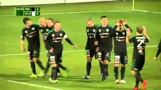 Příbram vs. Sigma Olomouc  3 - 0 All Goals (Czech Liga - 5 December 2015)