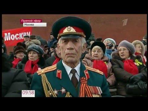 Russian Honor Parade, 7 November 2011 Парад 7 Ноября