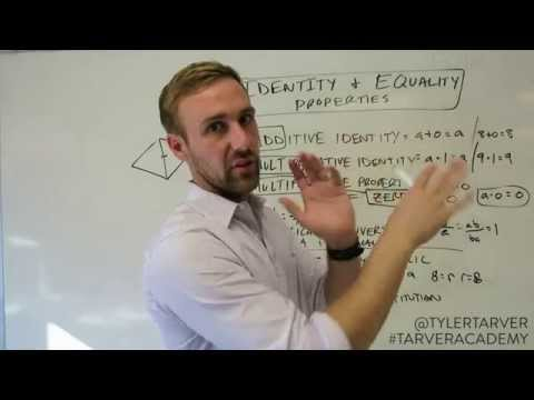 What is the Symmetric Property of Equality?