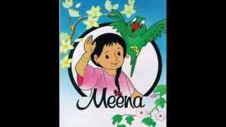 Música do desenho - Meena