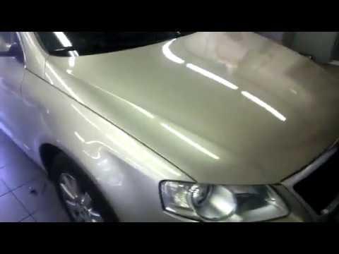Тюнинг VW Passat. SLAMSTOP (СламСтоп) Установка автомобильного доводчика дверей VW Passat b6  в СПб.