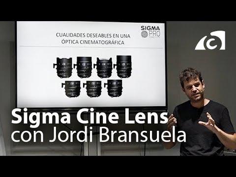 Ver Tendencias en ópticas cinematográficas con Jordi Bransuela en Español