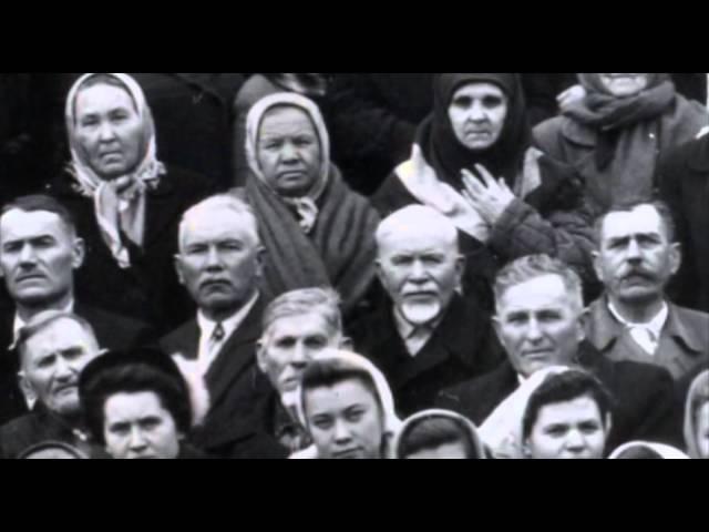 Юбилейный фильм московской церкви БНЦ ЕХБ
