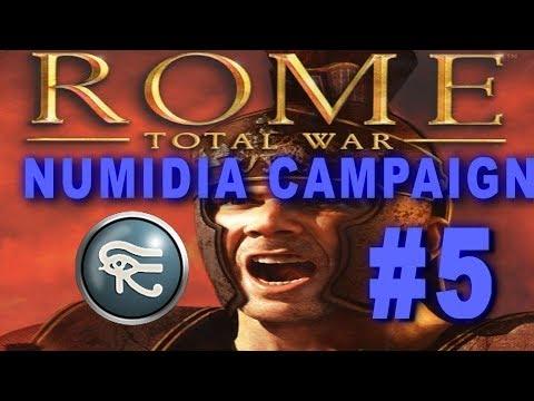 Rome: Total War Numidia Campaign #5