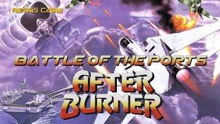 Battle of the Ports - After Burner / After Burner II  アフターバーナーII (Show #27)