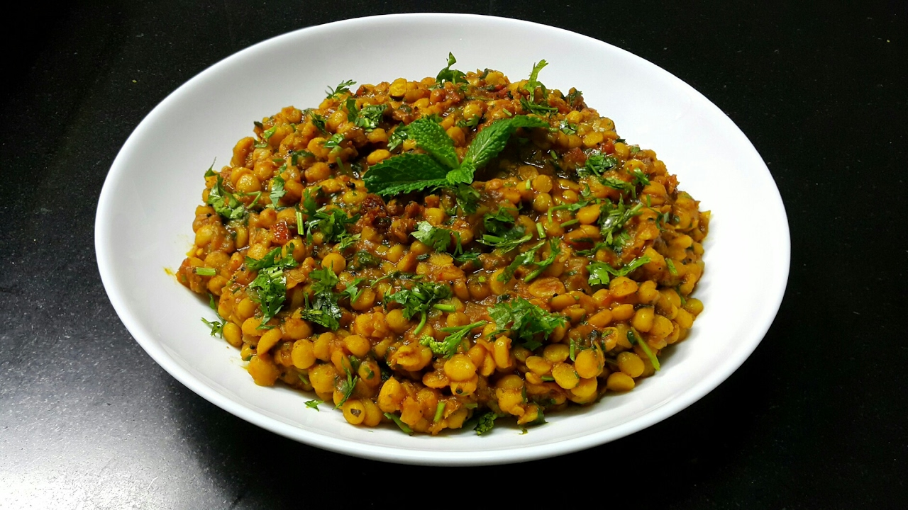 how to cook chana dhal