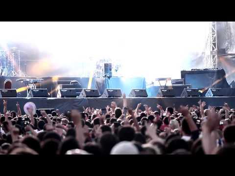 DJ MERT HAKAN PERFORMANSI & PITBULL ISTANBUL 2012 SAHNESI - 4