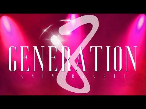 ¡8 AÑOS!   GENERATION® PUERTO RICO
