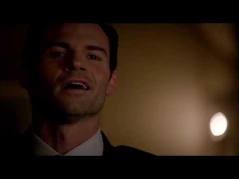 The Originals 3 x 02 Elijah & Jackson fight Lucien - Werewolf bite