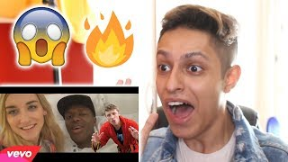 W2S - KSI Exposed DISS TRACK (Official Music Video) - REACTING TO