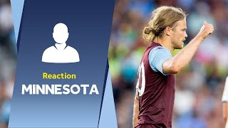 Birkir Bjarnason: It shows how big Aston Villa is