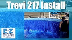 Trevi 217 Pool Job | Above Ground Pool Construction