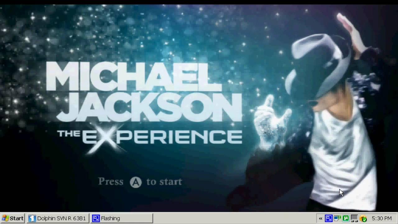 Michael jackson wii iso