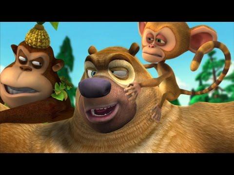 Медведи-соседи 🐻 | 2 сезон 13 серия | Бриару надо худеть | Мультики детям