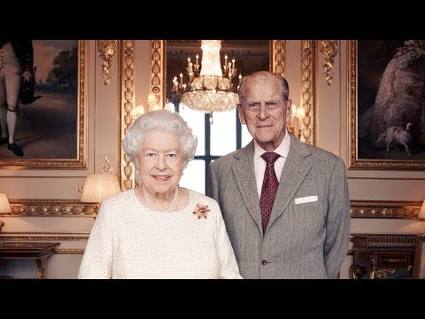 The Queen and The Duke of Edinburgh celebrate their 70th Wedding Anniversary