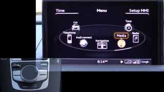 2015 Audi MMI Infotainment Review in the 2015 Audi A3 Sedan