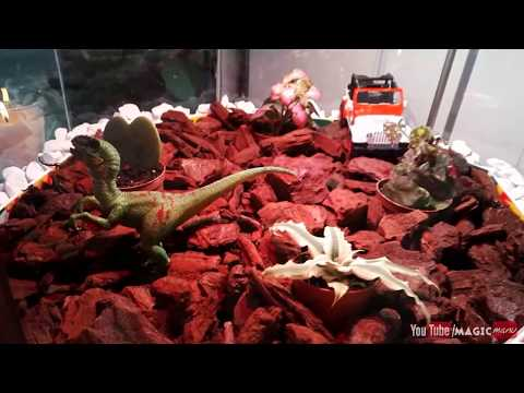 Incubateur de dinosaures : Le TerraDome