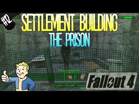 Fallout 4   Settlement Building   Part 12   The Prison