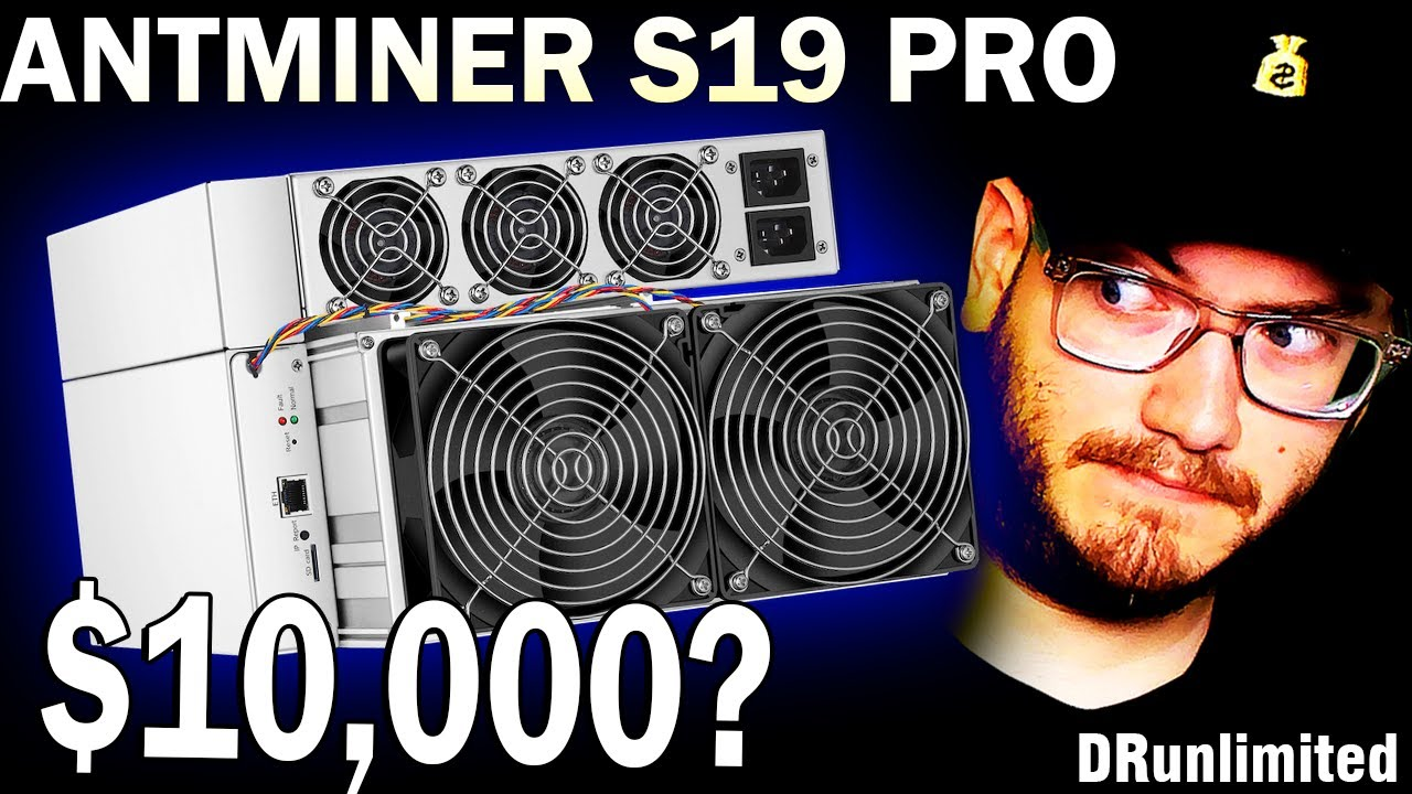 Download Bitcoin Mining with $10,000 S19 PRO Bitcoin ASIC Miner - Is it worth the Money?