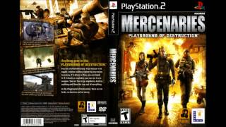 Full Mercenaries: Playground of Destruction OST