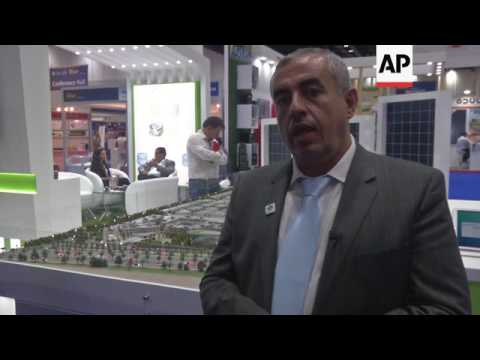 Exhibition promotes solar energy technology