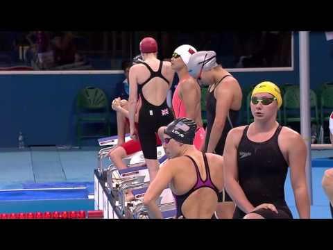Jessica Long Wins Bronze In Women