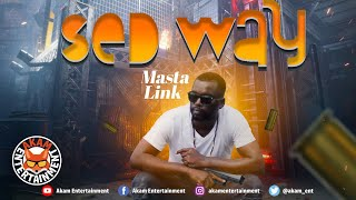Masta Link - Sed Way [Audio Visualizer]
