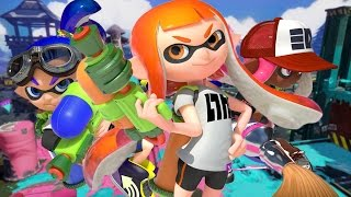 splatoon making messy mischief in nintendo s new shooter ign preview