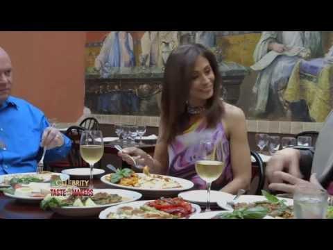 Vincent Pastore takes Lisa Mateo to La Mela