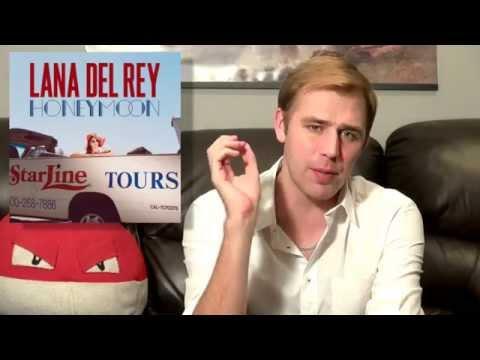 Lana Del Rey - Honeymoon - Album Review