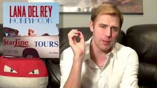 Lana Del Rey - Honeymoon - Album Review